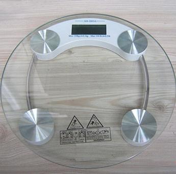 как переделать термометр в весы